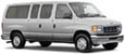 mini bus hire  Cargo Van 15 Passenger Los Angeles Airport LAX