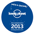 We're in the Book! Lonely Planet